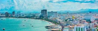 Kontakte des Delphintherapiezentrums in Pattaya, Foto